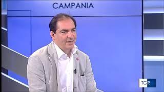 RAI 3-TGR Campania sul Progetto P.I.T.E.R. Rione Sanità di Napoli, con Michele Cutolo (presidente provinciale MCL Napoli)