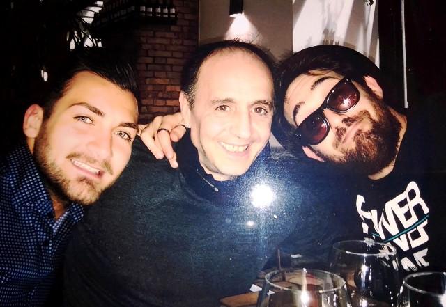 """Il buon Claudio Nasti, col progetto P.I.T.E.R. Il giovane cantautore Maldestro lo definì """"l'uomo che anticipò il futuro"""""""