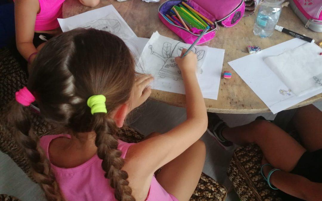 """Attività e laboratori per i bambini della terza municipalità. Grazie a """"Comunicare il Sociale"""""""