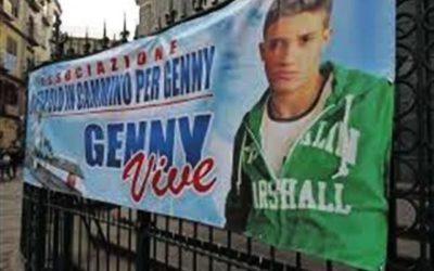 In piazza Sanità per ricordare Genny Cesarano, diciassettenne vittima innocente della camorra