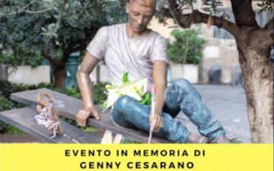Napoli, le associazioni ricordano Genny Cesarano in piazza Sanità