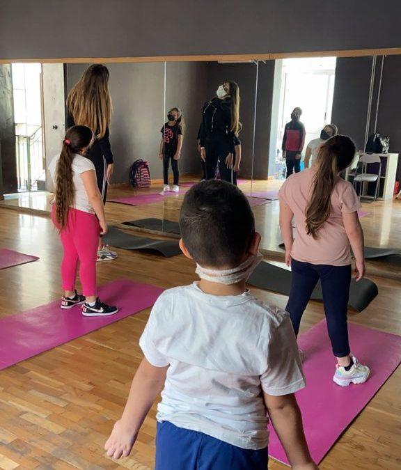 Focus sul laboratorio di atletica e danza